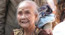 四川食道癌患者,李芳